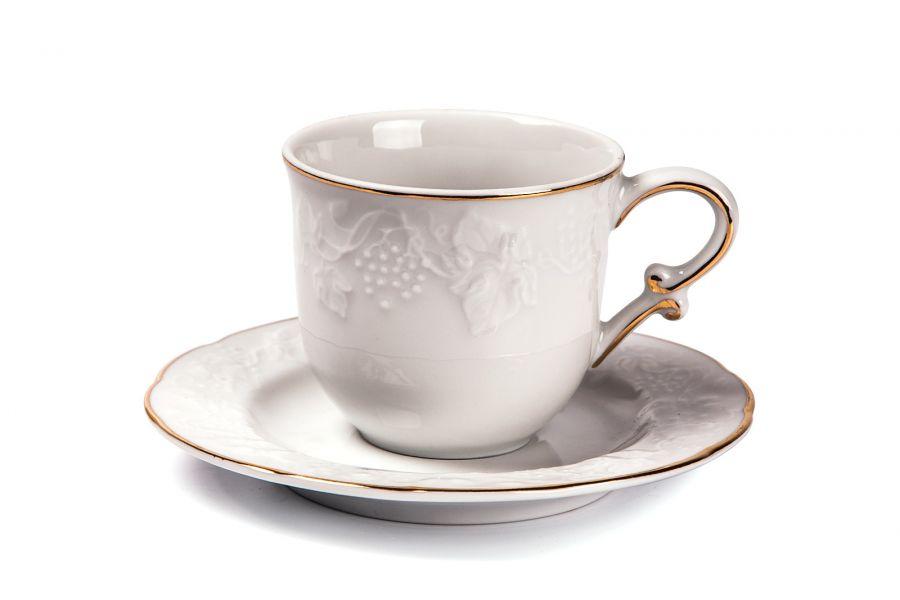 Чайная пара 200 мл, Filet Or (Vendange)