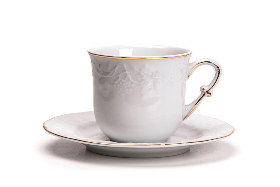 Чайный набор на 6 персон Filet Or (Vendange), 200 мл, 12 пр.
