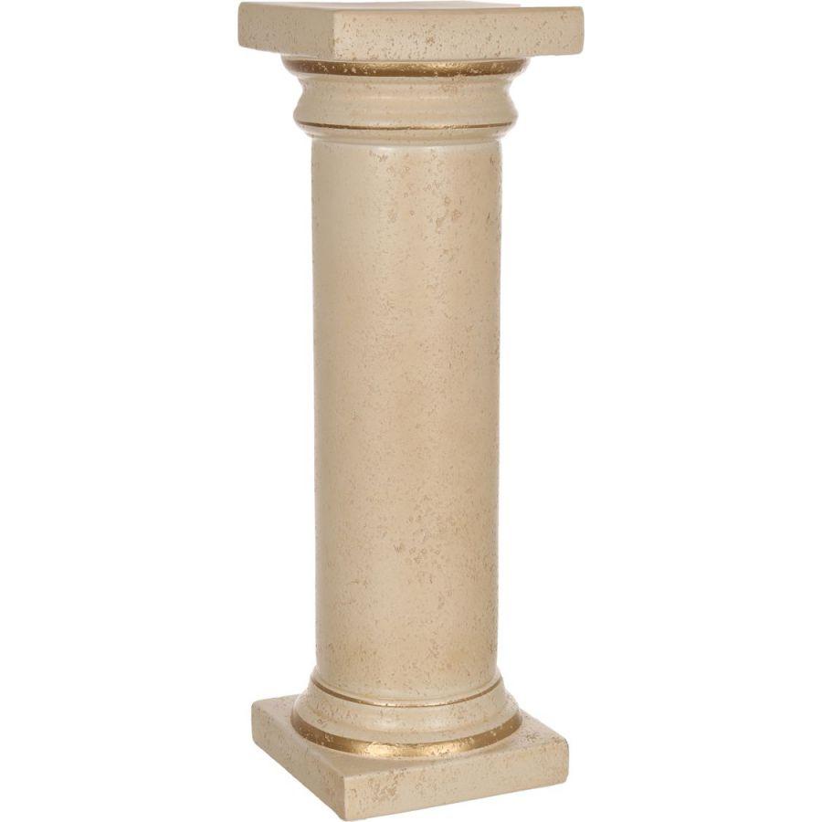 """Колонна """"Романо"""", старинная персиковая, 73 см."""